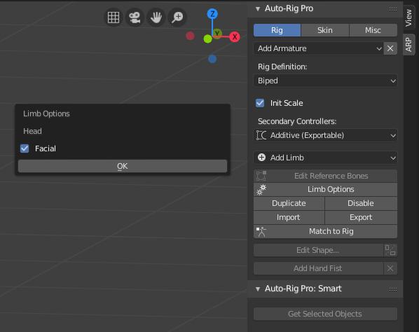 Blender 2 8 update — AutoRigPro Doc documentation