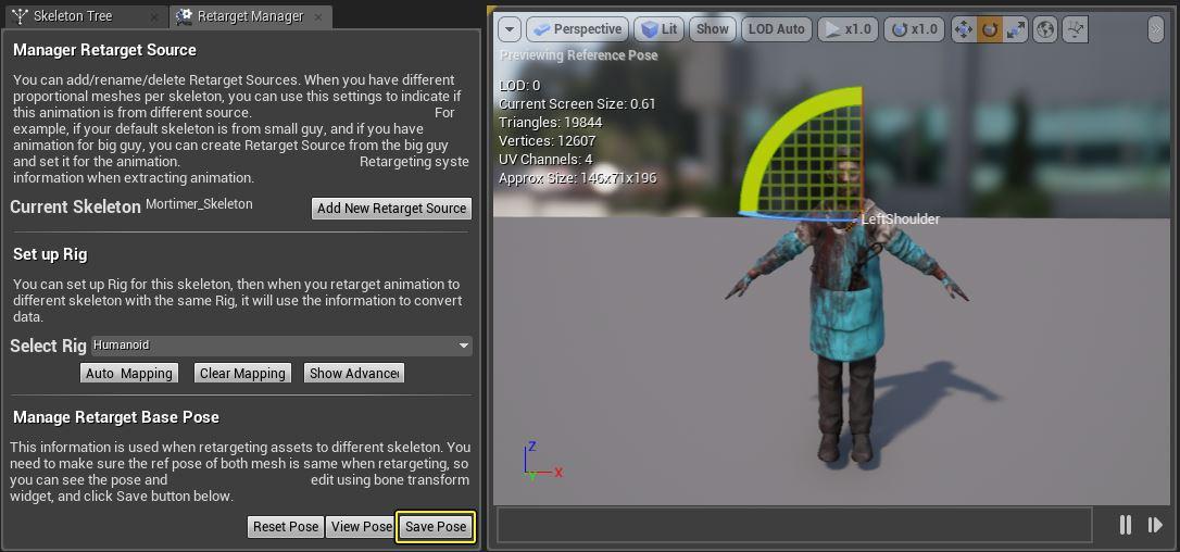 Game Engine Export — AutoRigProDoc documentation